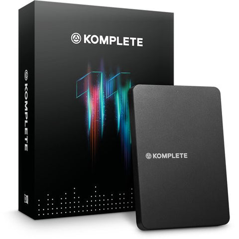 Native Instruments Komplete 11 Software