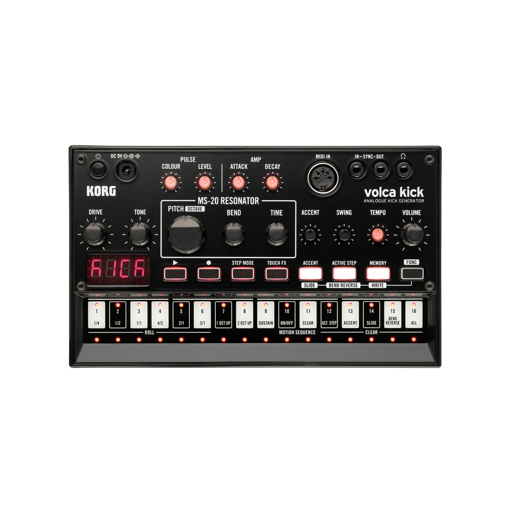Korg Volca Kick Drum Machine