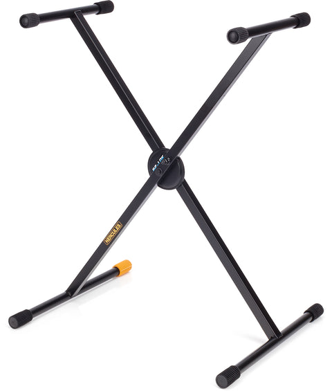 Hercules KS110B EZ‑Lok Single-X Keyboard Stand