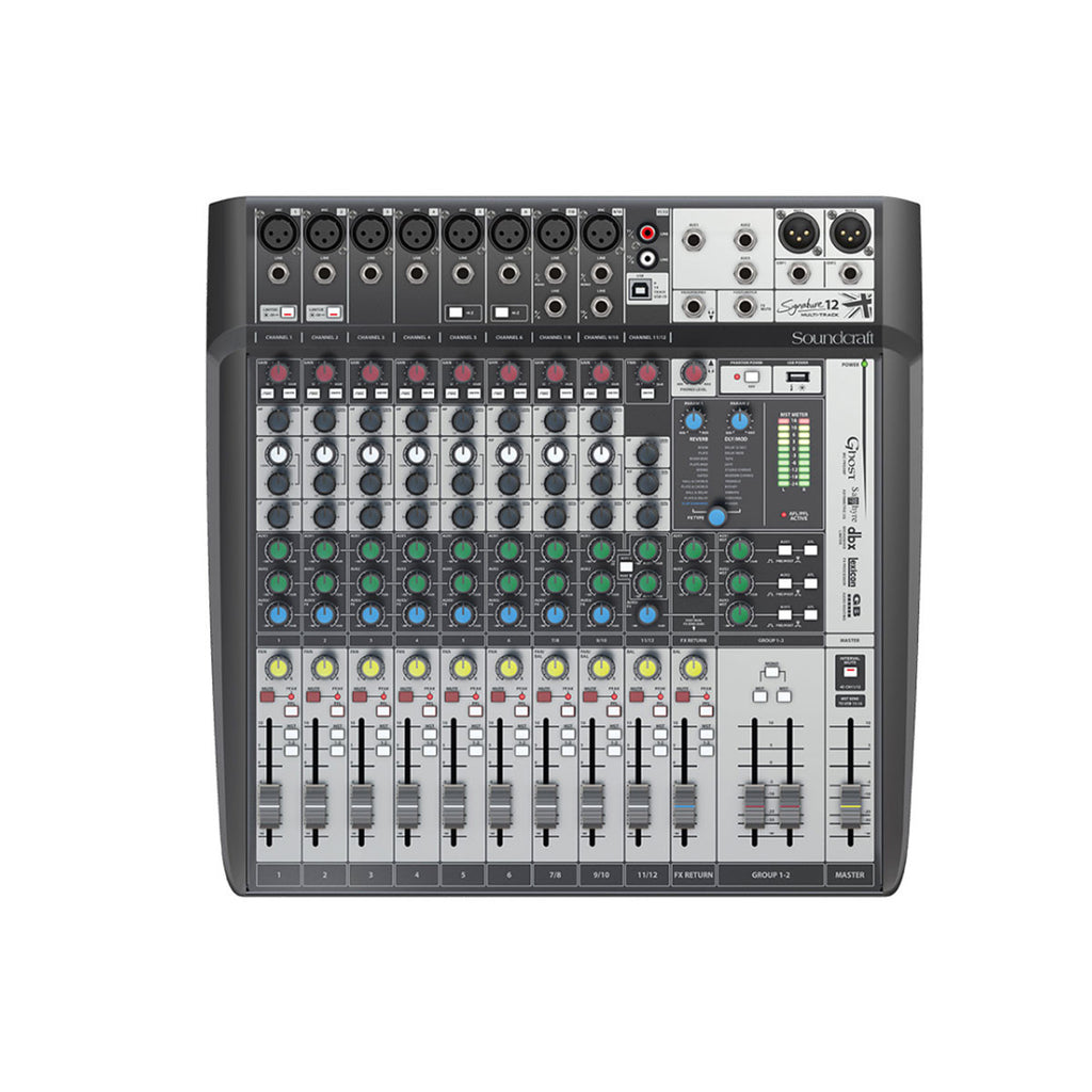 Soundcraft Signature 12 MTK Mixer