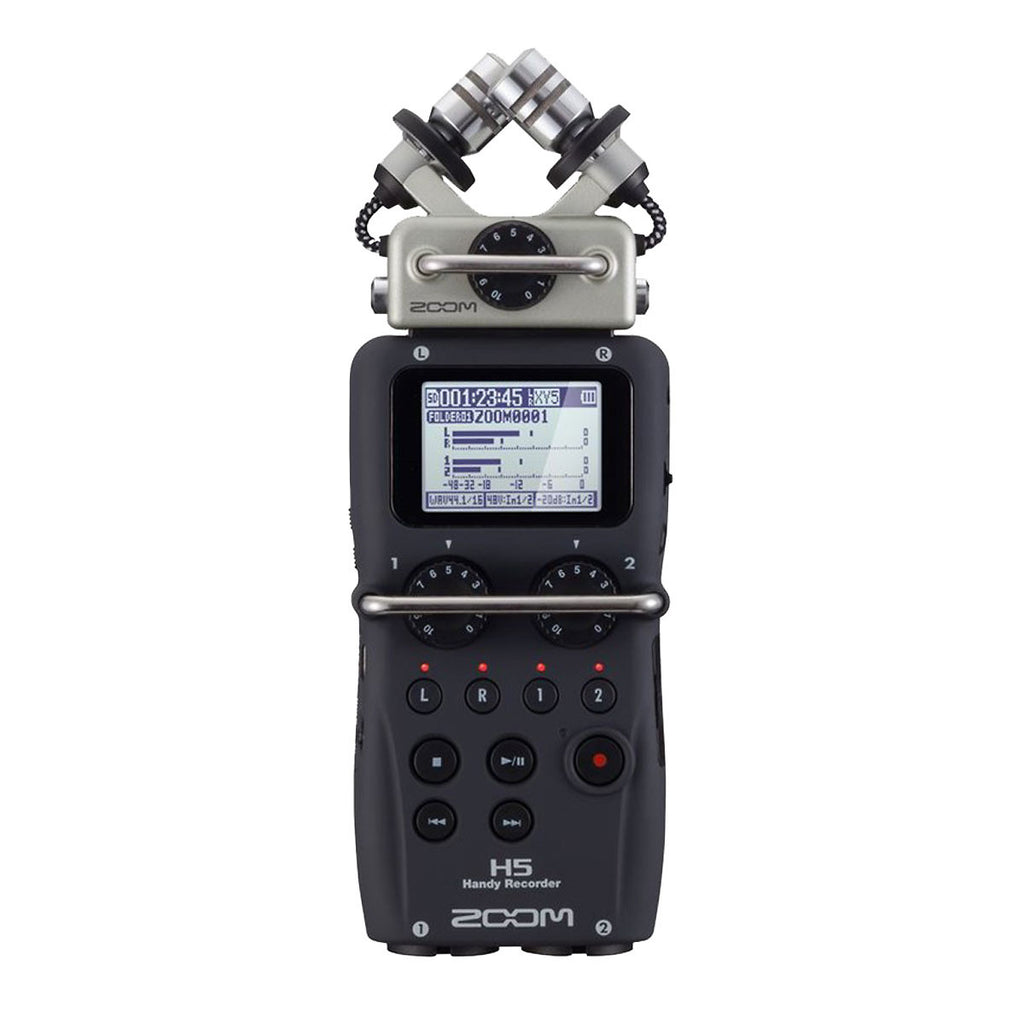 Zoom H5 Field Recorder