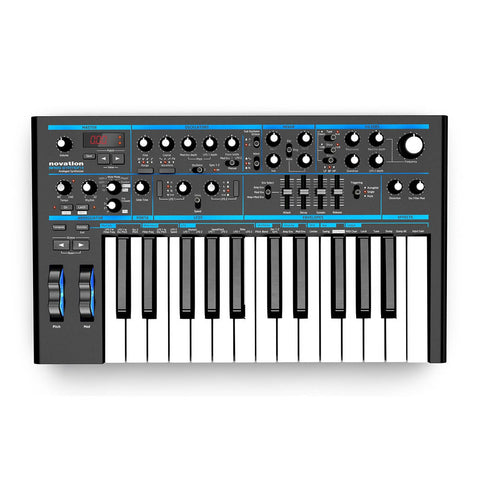 Novation Bass Station II Synthesizer