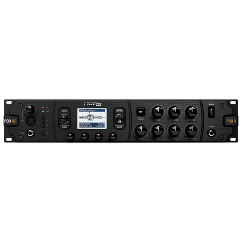 Line 6 POD HD Pro X Multi-FX Processor