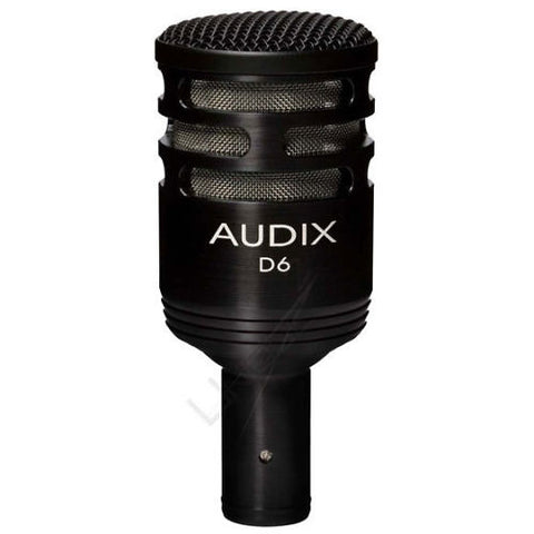 Audix D6 Kick Drum Mic
