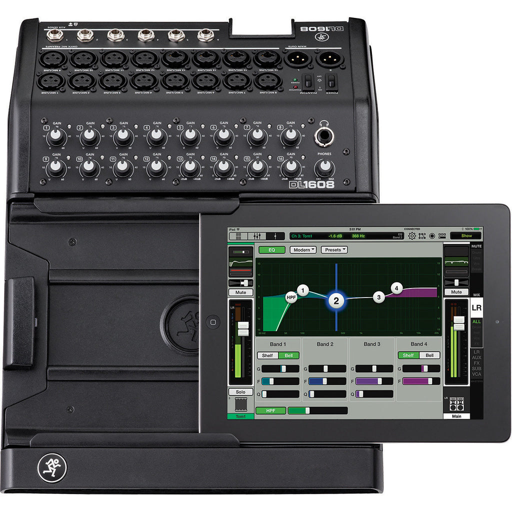Mackie DL806 Digital iPad Mixer