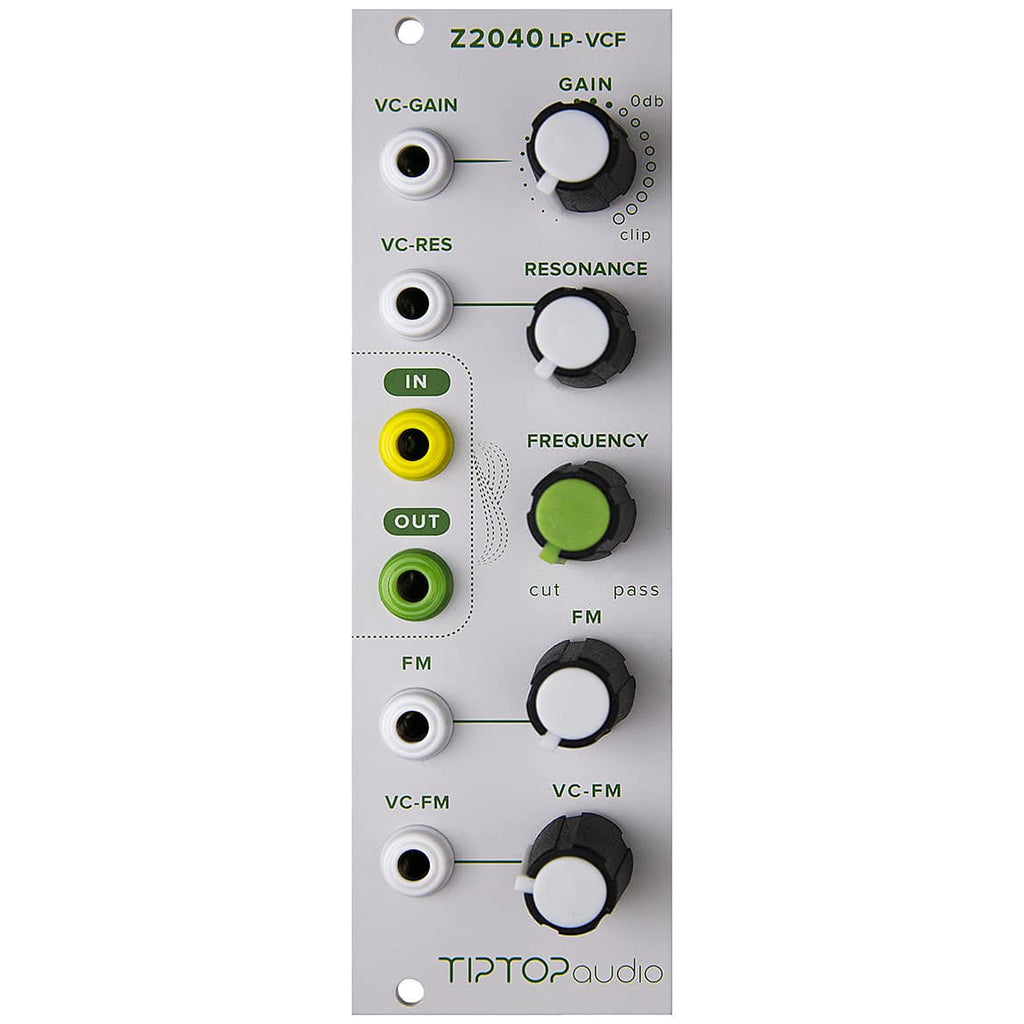 Tiptop Audio  Z2040 Low Pass Filter