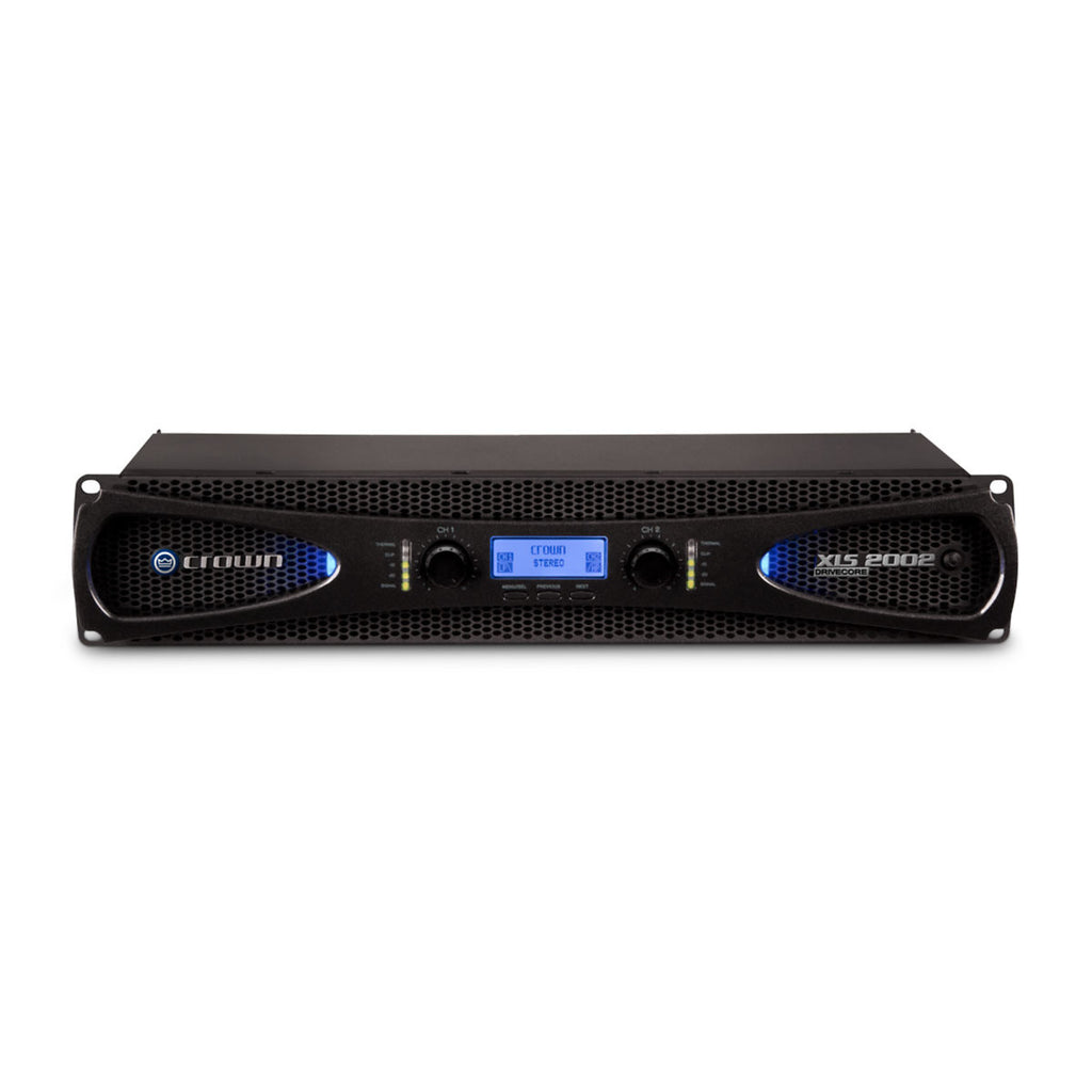 Crown XLS 2002 Power Amp