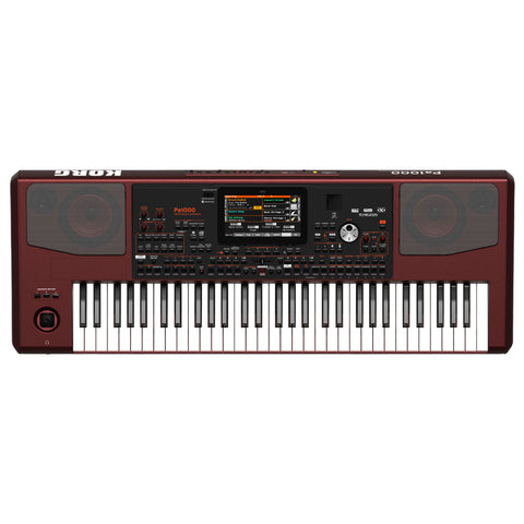 Korg PA1000 Professional Arranger Workstation