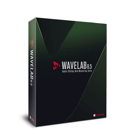 Steinberg WaveLab 8.5 Software Education Edition