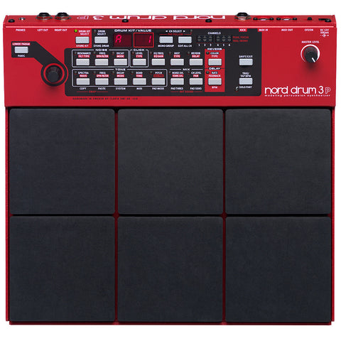 Nord Drum 3P Percussion Synth