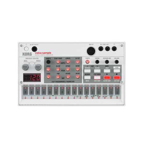 Korg Volca Sample Sampler