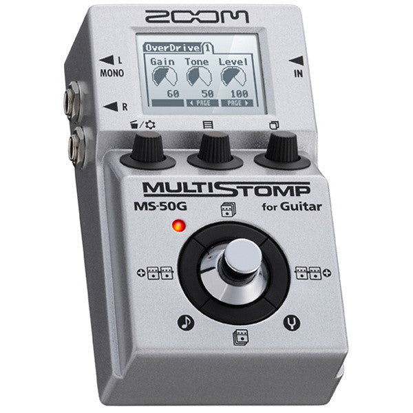 Zoom MS-50G Effects Pedal