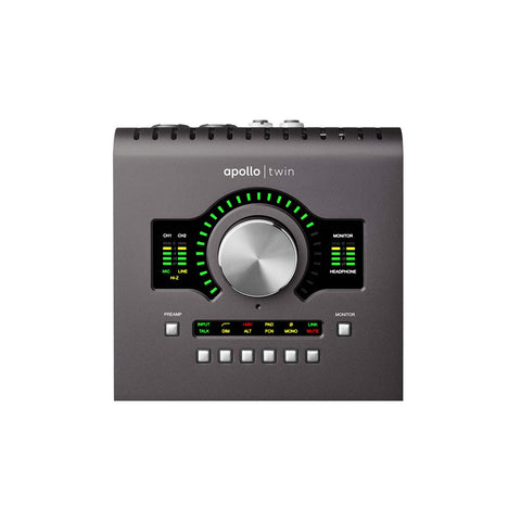 Universal Audio Apollo Twin MK2 Thunderbolt Interface