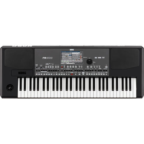 Korg PA600 61-Key Keyboard Workstation