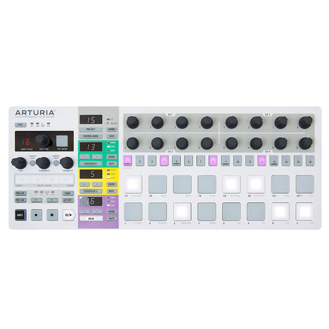 Arturia BeatStep Pro USB MIDI Contoller Sequencer