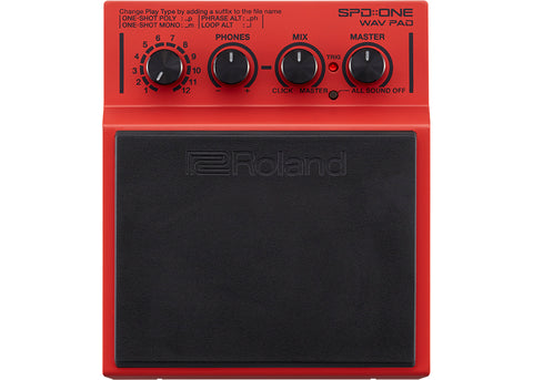 Roland SPD::ONE Wav Pad Sampler