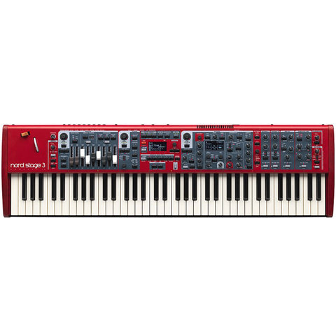 Nord Stage 3 Compact Keyboard