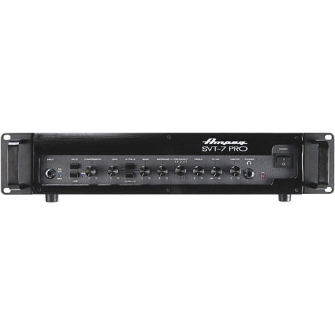 Ampeg SVT-7 Pro 1000W Tube Preamp Bass Head