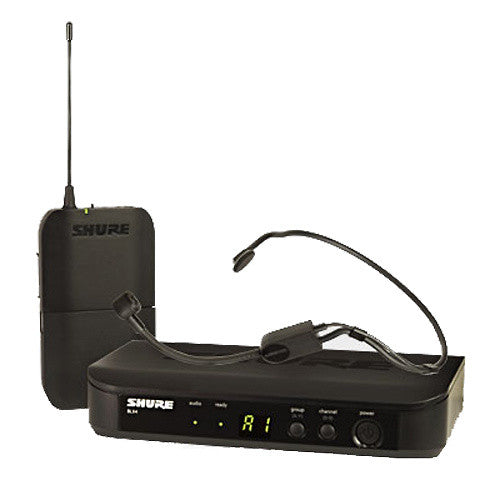 Shure BLX14/P31 Wireless Microphone System