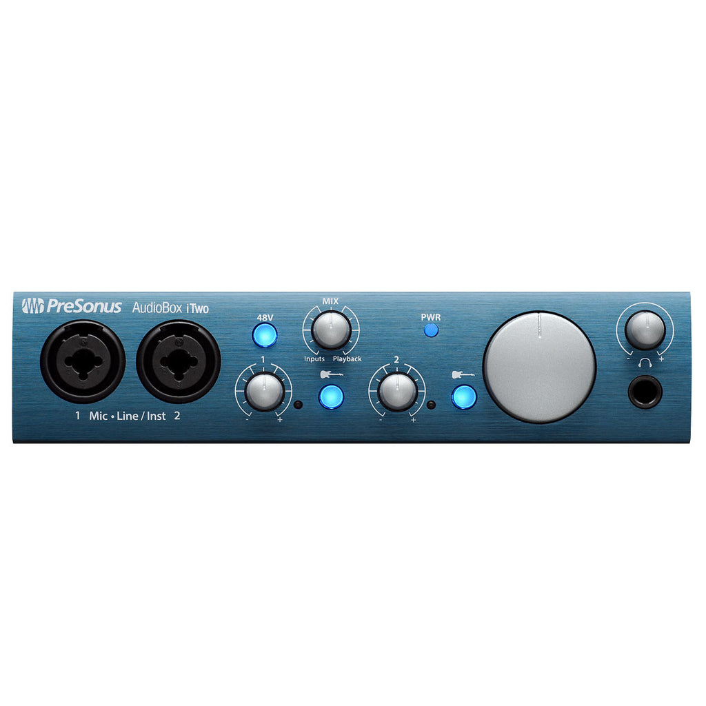 PreSonus AudioBox iTwo USB Interface