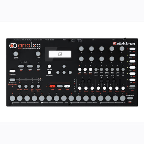 Elektron Analog Four Synthesizer Module