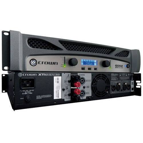 Crown XTi 6002 Power Amp