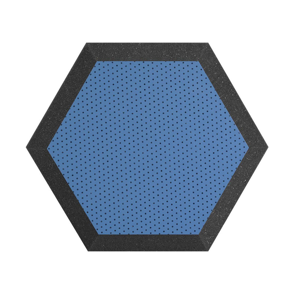 Ultimate Support Hex Series Wall Panel Foam - Blue