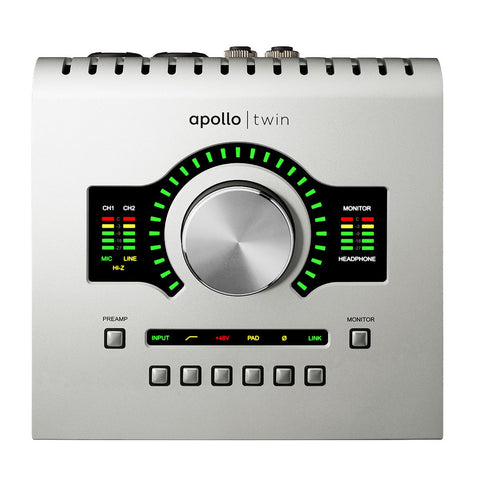 Universal Audio Apollo Twin Duo USB Interface