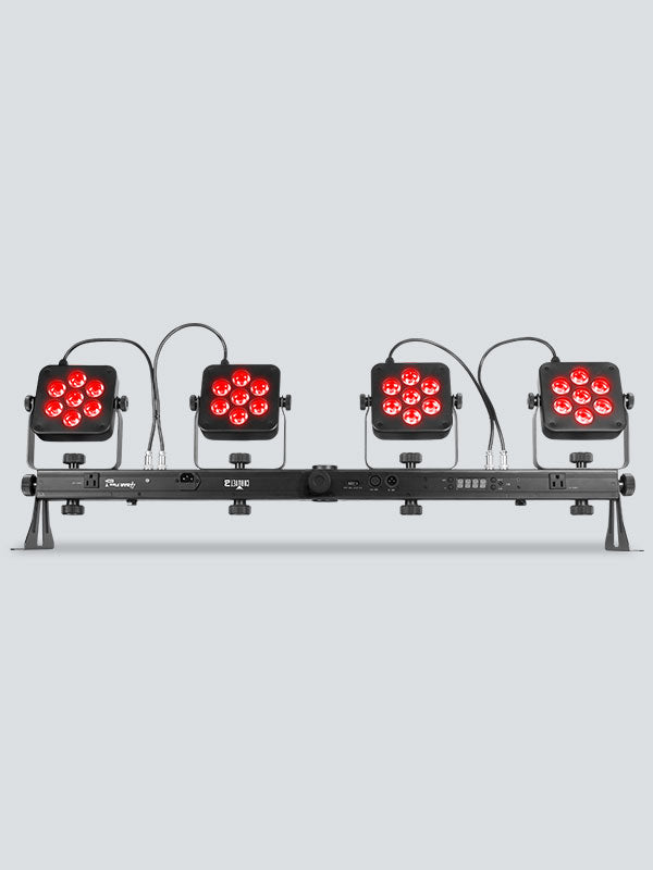Chauvet 4BAR Flex T USB