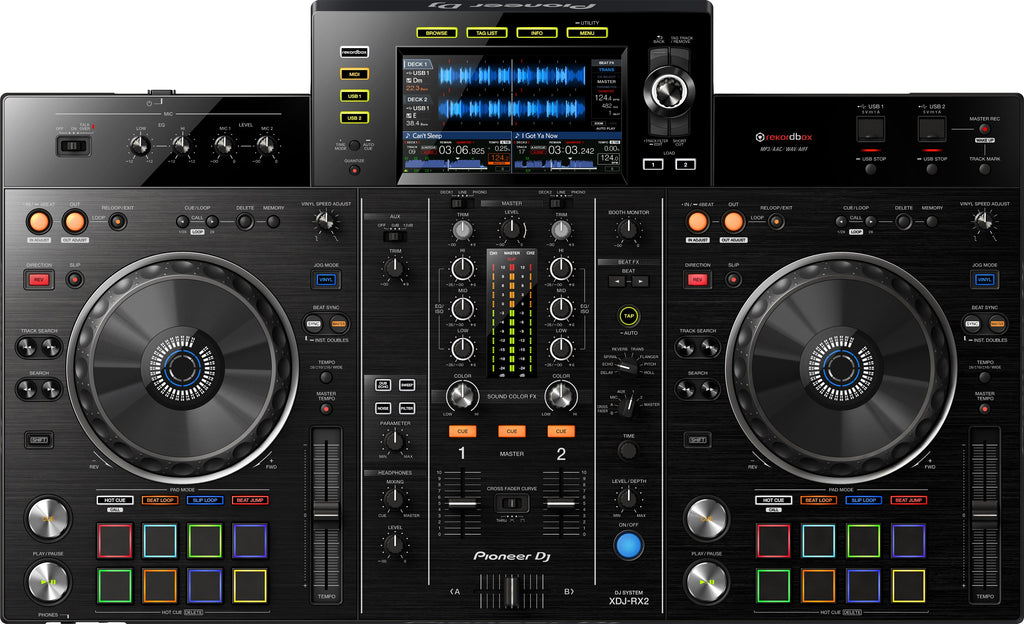 Pioneer XDJ-RX2 All-In-One DJ System