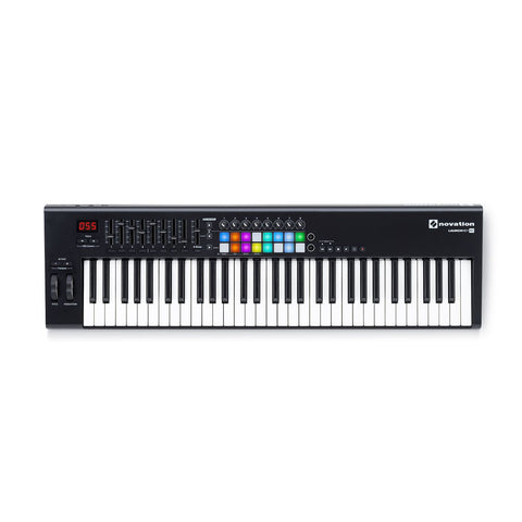 Novation LaunchKey 61 MKII Keyboard Controller