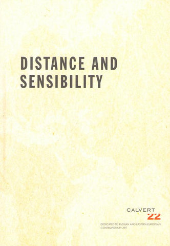 Distance and Sensibility