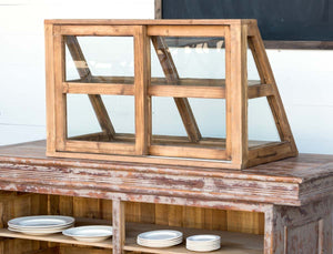 Park Hill Bakery Display Cabinet - Accessories Essentials