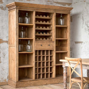 Park Hill Vintners Reserve Cabinet - Accessories Essentials