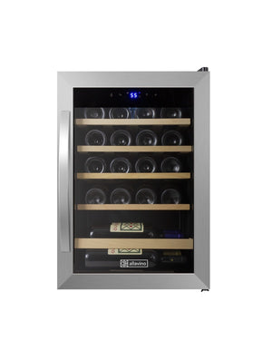 Allavino Cascina Series 21 Bottle Single Zone Wine Refrigerator - Accessories Essentials