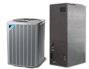 5 Ton HVAC | Cool and Heat | Includes Low Ambient Cooling for Sealed Grow | Customize System Efficiency
