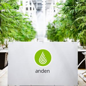 320 Pints/Day Grow Optimized Dehumidifier | Anden