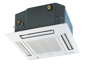 3 Ton Cassette Style Air Handler | VRF Only | Clean Fit with Ceiling for Unobstructed Room