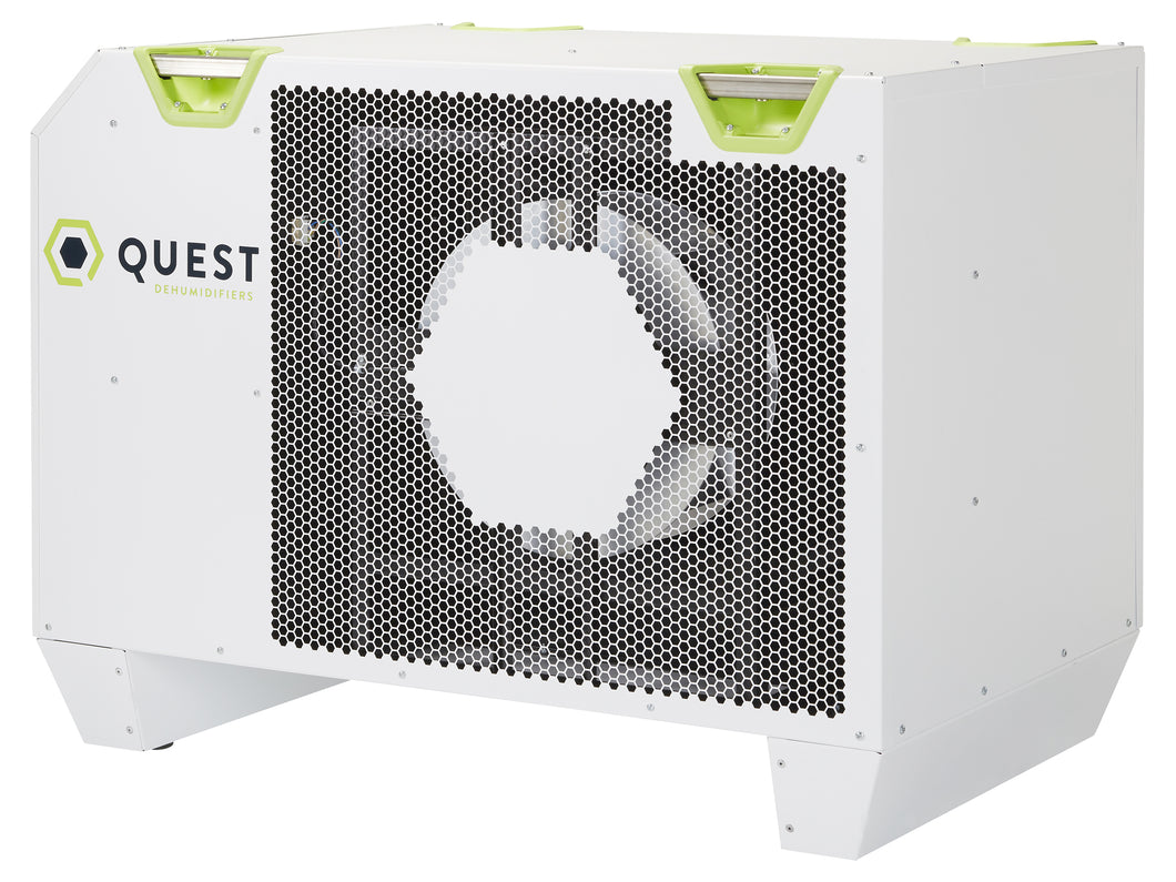 876 Pint / Day - Grow Room Optimized | Quest Dehumidifier