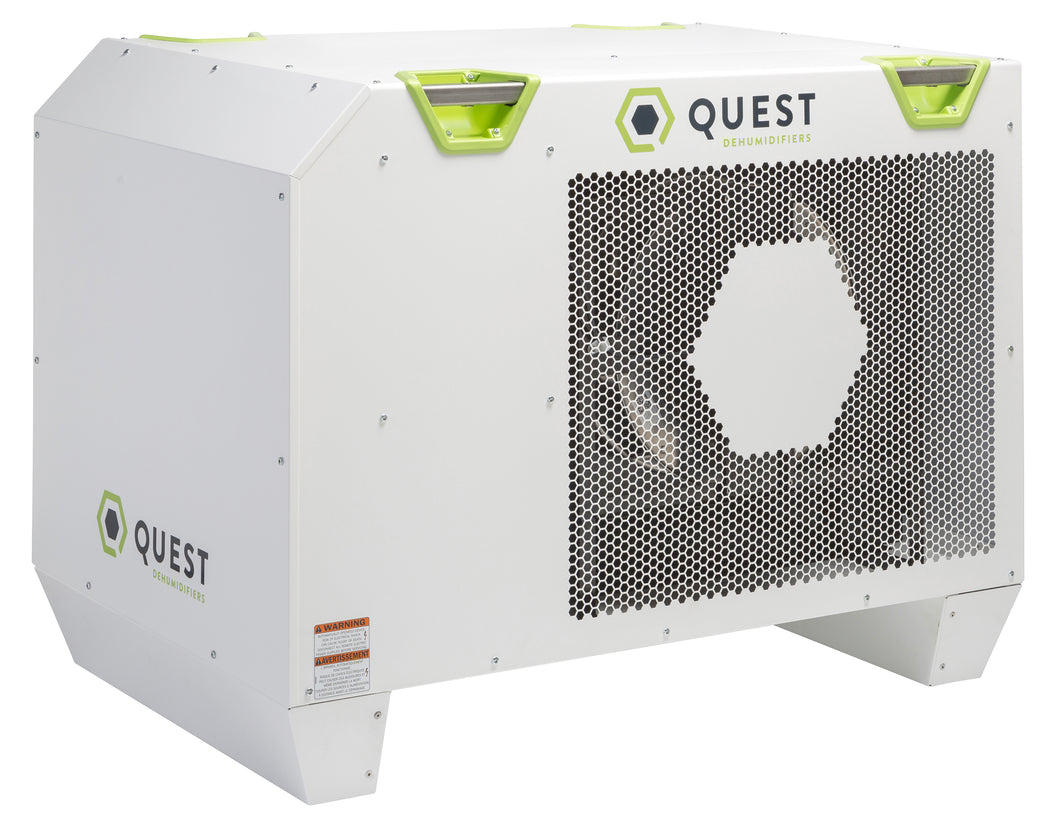506 Pint / Day - Grow Room Optimized | Quest Dehumidifier