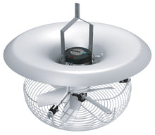 Load image into Gallery viewer, Greenhouse Air Mixer | V-Flo Fan | Includes Hanging Bracket