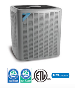 7.5 Ton HVAC | Cooling and Heating | Includes Low Ambient Cooling | Three Phase Power Compatibility