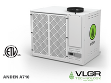 Load image into Gallery viewer, 710 Pint / Day Anden Dehumidifier