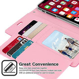 Goospery Rich Wallet for Apple iPhone 11 Pro Max Case (6.5 inches) Extra Card Slots Leather Flip Cover