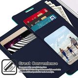 Goospery Rich Wallet for Samsung Galaxy S20 Plus Case (2020) Extra Card Slots Leather Flip Cover
