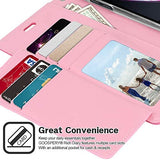 Goospery Rich Wallet for Apple iPhone XR Case (2018) Extra Card Slots Leather Flip Cover