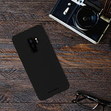 Goospery Liquid Silicone Case for Samsung Galaxy S9 Plus (2018) Jelly Rubber Bumper Case