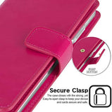 Goospery Mansoor Wallet for Samsung Galaxy S20 Plus Case (2020) Double Sided Card Holder Flip Cover