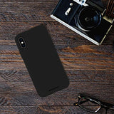 Goospery Liquid Silicone Case for Apple iPhone Xs & iPhone X (5.8 Inch) Jelly Rubber Bumper Case