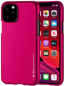 Goospery i-Jelly for Apple iPhone 11 Pro Case (5.8 inches) Slim Thin Rubber Case